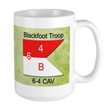 6th squadron 4th cavalry Mug