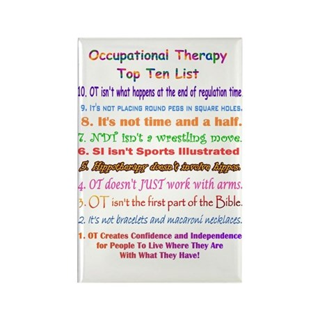 Occupational Therapy top10