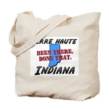 terre haute indiana - been there, done that Tote B