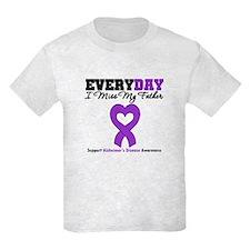 Alzheimer's MissMyFather T-Shirt