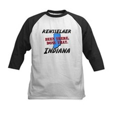 rensselaer indiana - been there, done that Tee