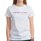 Unique Girl guitar player Tee