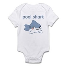 Kawaii Pool Shark Infant Bodysuit