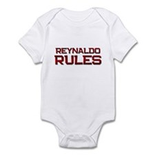 reynaldo rules Infant Bodysuit