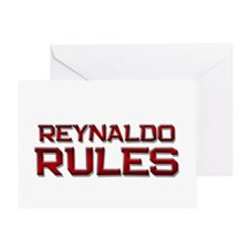 reynaldo rules Greeting Card