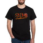 Marines 230th Birthday Black T-Shirt