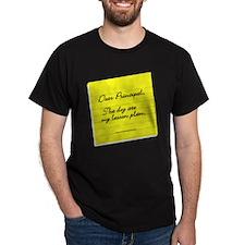 Lesson Plan T-Shirt