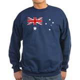 Australian Flag  Sweatshirt