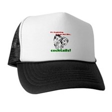 Cocktails! Trucker Hat