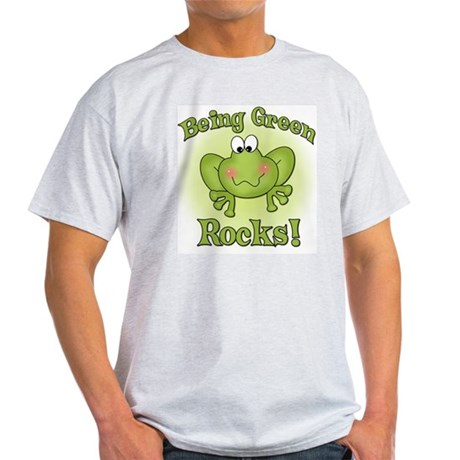 Being Green Rocks Light T-Shirt