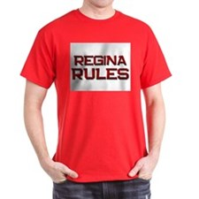 regina rules T-Shirt