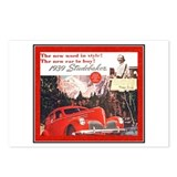 """1939 Studebaker Ad"" Postcards (Package of 8)"