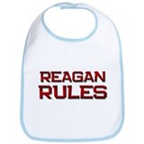 reagan rules Bib