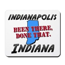 indianapolis indiana - been there, done that Mouse