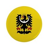 "Silesian Eagle 3.5"" Button"