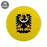 "Silesian Eagle 3.5"" Button (10 pack)"