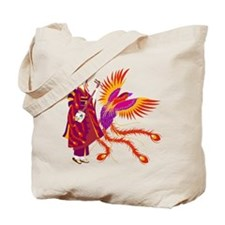 Cute Geisha Tote Bag