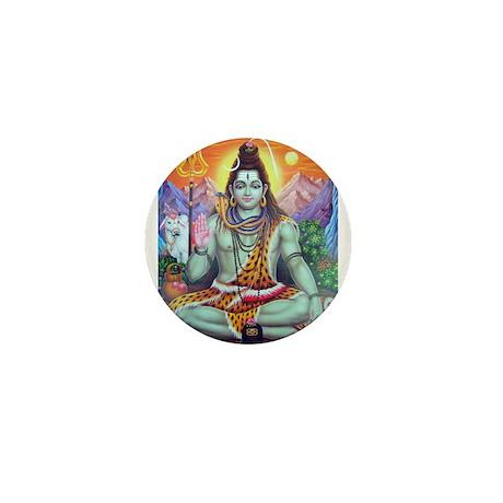 Shiv Ji Mini Button