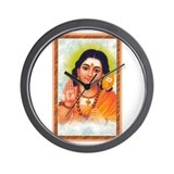 Murugan Ji Wall Clock