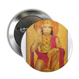 "Hanuman Ji 2.25"" Button"