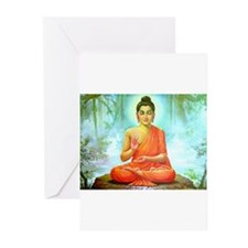 Buddha ji Greeting Cards (Pk of 10)