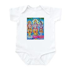 Brahma Vishnu Shiva Infant Bodysuit