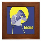 Focus Framed Ceramic Tile
