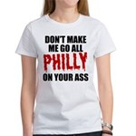 Philadelphia Baseball Women's T-Shirt