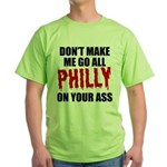 Philadelphia Baseball Green T-Shirt