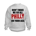 Philadelphia Baseball Kids Sweatshirt