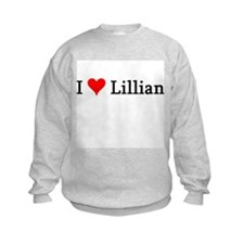 I Love Lillian Sweatshirt