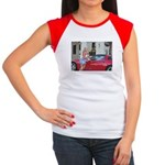 Seagle's Saloon Women's Cap Sleeve T-Shirt