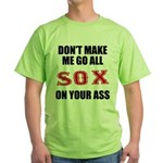 Boston Baseball Green T-Shirt