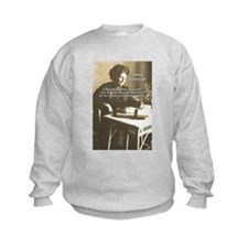 Maria Montessori Education Sweatshirt