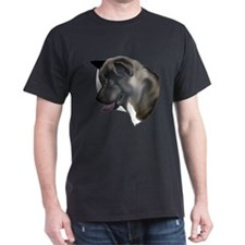 akita portrait T-Shirt
