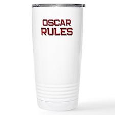 oscar rules Ceramic Travel Mug