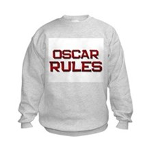 oscar rules Sweatshirt
