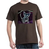 Devon Rex Black T-Shirt