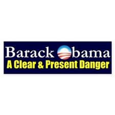 Barack Obama Bumper Bumper Sticker