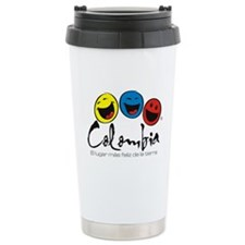 Colombia Ceramic Travel Mug