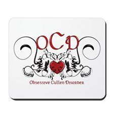 OCD Twilight Mousepad