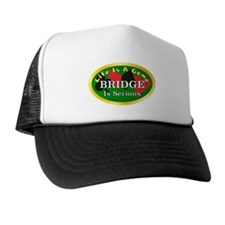 Bridge Serious - Trucker Hat