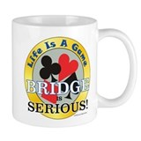 Bridge Serious - Small Mug