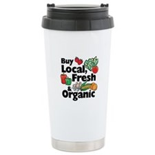 Buy Local Fresh & Organic Ceramic Travel Mug