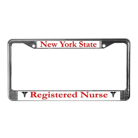 Registered Nurse  York on Registered Nurses An Car Accessories   New York State Rn License