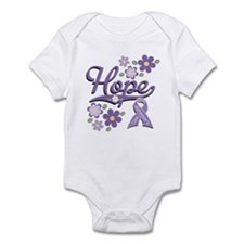 Hope Alzheimer's Infant Bodysuit