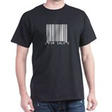 For Sale UPC Barcode Commodatee T-Shirt