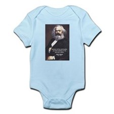 Union of Workers: Marx Infant Creeper