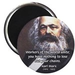 Union of Workers: Marx Magnet