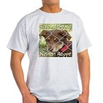 Adopt A Dog! Light T-Shirt